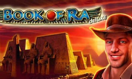 Book of Ra Deluxe kostenlos spielen
